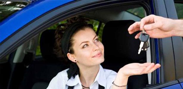 Uw autosleutels gewoon bij u houden